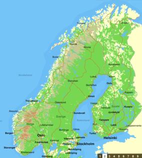 kart kjørerute Eniro Norge AS, Oslo   Gule Sider kart kjørerute