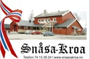 Snåsakroa Cafe AS logo