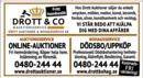 Drott Auktioner & Bohagsservice AB logo
