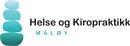 Måløy Helse og Kiropraktikk logo
