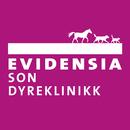 Evidensia Son Dyreklinikk logo