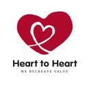Hjärta till Hjärta Second Hand Mjölby logo