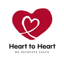 Hjärta till Hjärta Second Hand Linköping logo