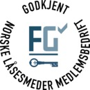Harstad Låsservice AS logo