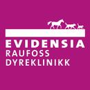 Evidensia Raufoss Dyreklinikk logo