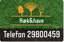Hæk & Have v/ Ulrik Rasmussen logo