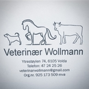 Veterinær Wollmann logo