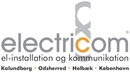 Electricom A/S logo