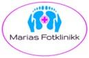 Marias Fotklinikk logo