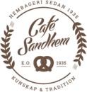 Café Sandhem logo