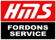 HMS Fordons Service logo