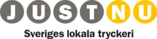 JustNu Stockholm Fruängen logo