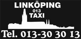 Linköping 013 Taxi AB logo