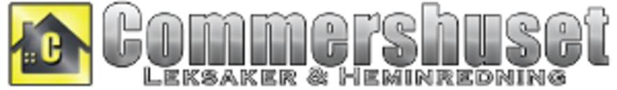 Commershuset logo