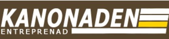Kanonaden Entreprenad Mälardalen AB logo