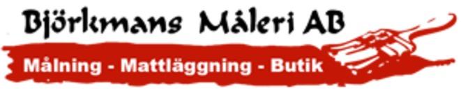 Björkmans Måleri & Mattläggning AB logo
