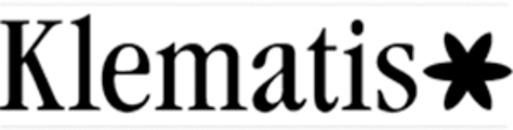 Forlaget Klematis A/S logo