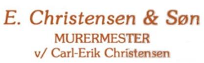 Ernst Christensen og Søn logo