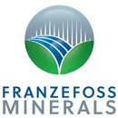 Franzefoss Minerals AS avd Hamar (Tidl. Miljøkalk AS) logo