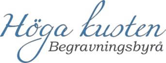Höga kusten Begravningsbyrå logo