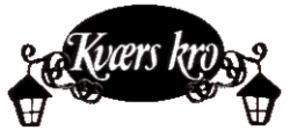Kværs Kro Driftselskab Aps. logo