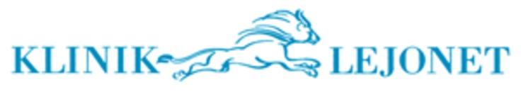 Klinik Lejonet logo