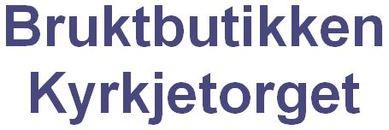 Bruktbutikken Kyrkjetorget logo