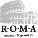 R.O.M.A Marmor & Granit, AB logo