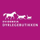 Evidensia Kristiansand Dyreklinikk logo