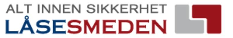 Låsesmeden Larvik AS logo