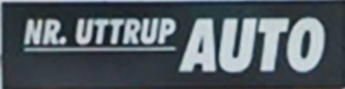 Nr. Uttrup Auto I/S logo