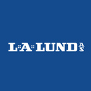 L. A. Lund AS logo