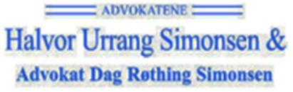Advokat Dag Røthing Simonsen logo