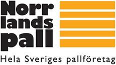 Norrlandspall - Hela Sveriges pallföretag logo