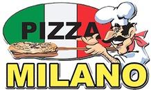 Restaurang Pizzeria Milano logo