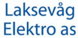 Laksevåg Elektro AS logo