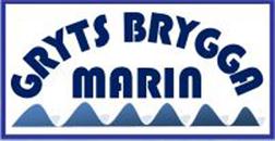 Gryts Brygga Marin, AB logo