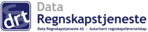 Data Regnskapstjeneste AS logo