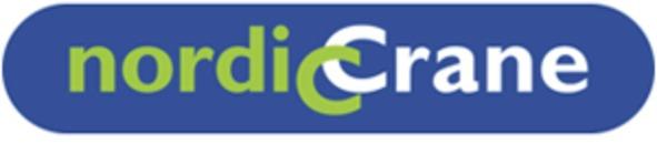 Nordic Crane Midt-Norge AS avd Mosjøen logo