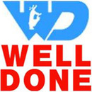 Well Done AS logo