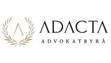 Adacta Advokatbyrå, Paralegal Madelene Svanberg logo