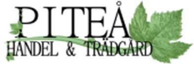 Piteå Handel & Trädgård AB logo
