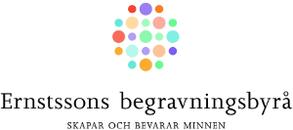 Ernstssons Begravningsbyrå logo