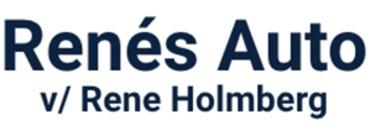Renés Auto logo