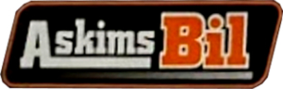 Askims Bil AB - bilf. & verk. mitt i Lindome logo