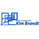 Tømrer og Snedkermester Kim Brandt logo