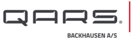 QARS Backhausen A/S logo