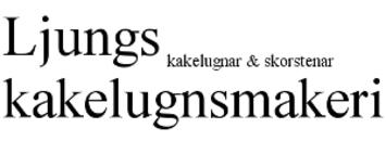 Ljungs Kakelugnsmakeri AB logo