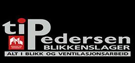 Blikkenslager T I Pedersen AS logo