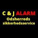 C & J Alarm ApS logo